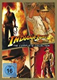 Indiana Jones - The Complete Collection [5 DVDs] -