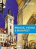 Moon Prague, Vienna & Budapest (First Edition) (Moon Travel Guides) [Idioma Inglés]