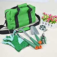 7pcs Set Fasite Gardening Tools Suit Con Handy Bag Carry Tools Borse - Giardino Strumenti Carry Bag