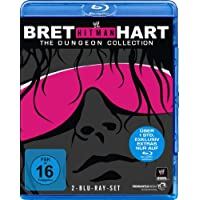"""Bret """"Hit Man"""" Hart - The Dungeon Collection"""