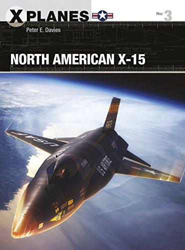 North American X-15 (X-Planes) (Planen 15)