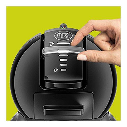 confronta il prezzo NESCAFÉ DOLCE GUSTO MINI ME EDG305.BG con 64 capsule in omaggio Macchina per Caffè Espresso e altre bevande automatica black&grey De'Longhi miglior prezzo