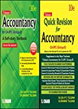 #8: Accountancy for CA-IPC (Group-II) - With Quick Revision Book