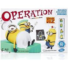 Juegos Infantiles Hasbro - Operación Gru, mi villano favorito (versión en inglés)
