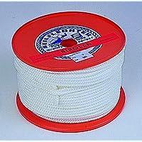 Birolen Seil, 1 Meter, Meterware - [MINDEST-Bestellmenge 60 METER], 10 mm Polyester geflochten. Bei Anzahl (im Einkaufswagen) gewünschte Meter eingeben (max. 300m je Spule) - PREIS PER METER !