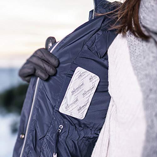 Thermopad Rücken-Wärmer | Heiz-Pad für den Rücken | 12 Stunden wohltuende Wärme von 53°C |  angenehmes Wärmekissen | einfache Anwendung, sofort einsatzbereit | 30er Pack - 4