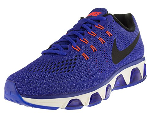 Nike Air Max Tailwind 8 Chaussure de course Rcr Blue-Blk-Chlk Bl-Hypr Orng