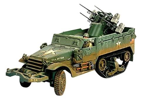 Forces of Valor 1:32 US M16 Multiple Gun Motor Carriage Normandy 1944