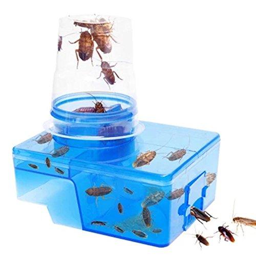 Millent Cockroach Killer Effektive Fallen für Kakerlaken Catcher Box Roach Repeller Killer Insekt Schädlingsbekämpfung für Home Office Küche - Roach Spray