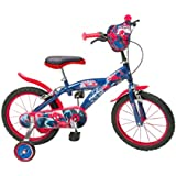 "Toim 85-876 - Bicicleta 16"" Spiderman"