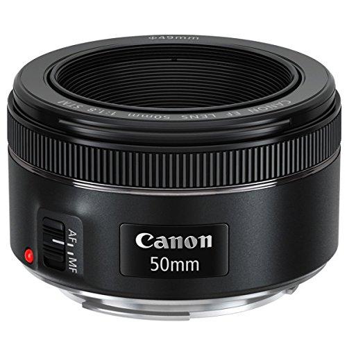 Canon 0570C005 - EF50F1.8STM - EF 50mm f1.8 STM Lens Canon Reflex Lens