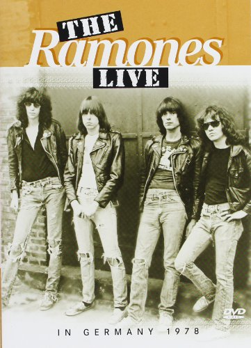 The Ramones - Live in Germany 1978