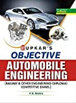 Objective Automobile Engineering contains concept coverage and objective questions and answers on the subject of automobile engineering. This book covers railway and road transport vehicles. It provides a short topic coverage followed by question...
