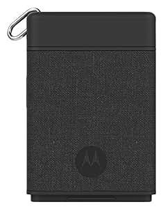 Motorola 713410100601 Caricabatteria Portatile Universale Micro-USB da 1500 mAh, Nero