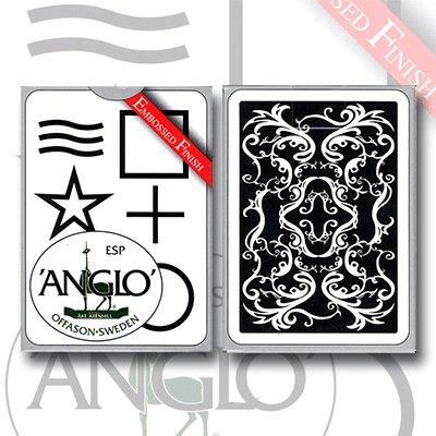 Preisvergleich Produktbild Anglo ESP Deck (black) - by El Duco - Trick