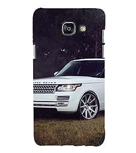 EPICCASE bling range rover Mobile Back Case Cover For Samsung Galaxy A3 (2016) (Designer Case)