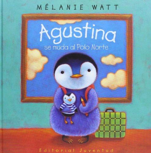 Agustina se muda al Polo Norte
