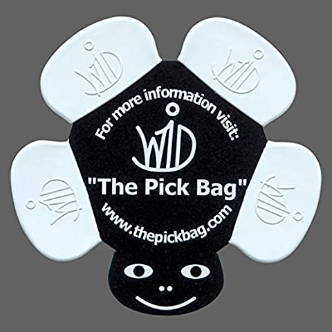 The Pick Bag Turtle Cadillac White