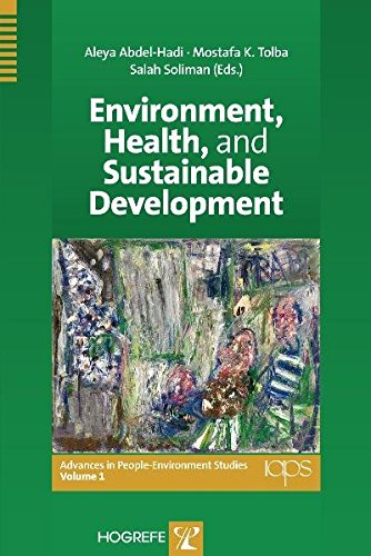 Environment, Health, and Sustainable Development (Advances in People-Environment Studies)