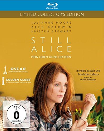 Still Alice - Mein Leben ohne gestern - Mediabook [Blu-ray] [Limited Edition]