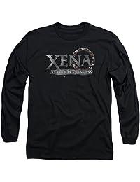 Xena: Warrior Princess - Herren Battered Logo T-Shirt