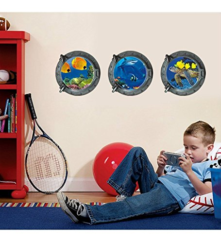 3d wall stickers the best Amazon price in SaveMoney.es