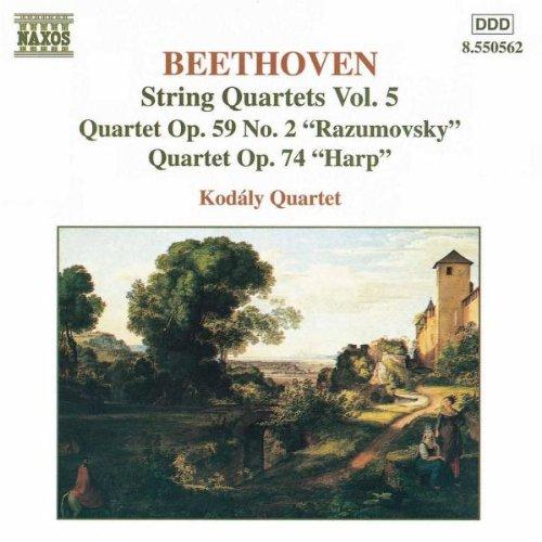 Quatuors à cordes, VOl.5