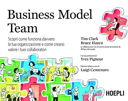 scaricare ebook gratis Business model team PDF Epub