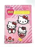 Hello Kitty - 3 verschiedene Aufbügel Flicken -