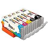 Ilooxi 10x Druckerpatronen Kompatibel für Epson T29XL T29 XL T2991 XL 29XL 29 XL