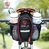 Best GENERIC Saddle Racks - Generic Black and Red : 2 Color Wheel Review