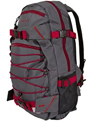Forvert Ice Louis I Rucksack Grey / Red, Grey, Uni