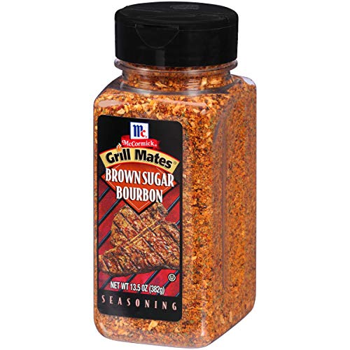McCormick Grill Mates Brown Sugar Bourbon, 13.5 Ounce by - Grill Mccormick Mates
