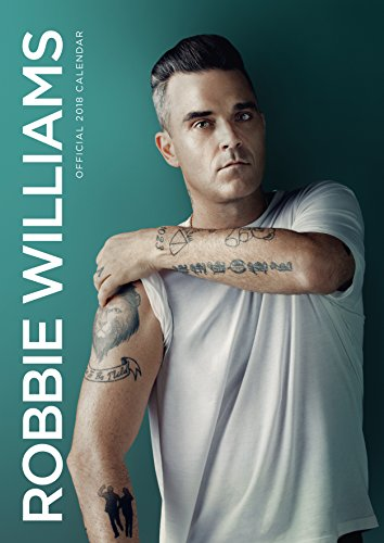 Robbie Williams Official 2018 Calendar -...