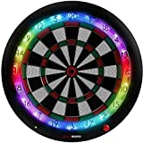 GRANBOARD 3 Green Type - Online match - smartphone with Bluetooth Home electronic dart board -