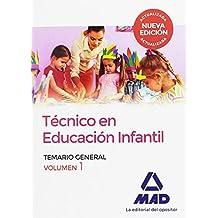 Amazon.es: TEMARIO EDUCACION INFANTIL: Libros