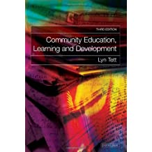 Community Education, Learning and Development