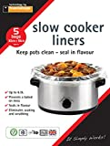 Toastabags Slow Cooker Liner, Transparent, Pack of 25 - Best Reviews Guide