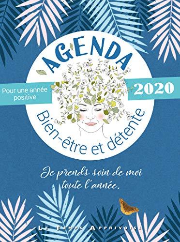 Mon agenda 2020 bien-être et détente