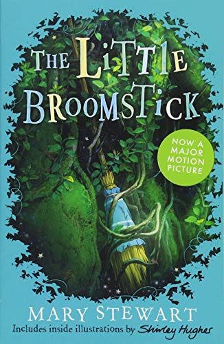 The Little Broomstick: Now adapted into an animated film by Studio Ponoc 'Mary and the Witch's Flower'