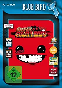 Super Meat Boy [Blue Bird] - [PC]