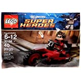 LEGO Super Heroes: Robin and Redbird Cycle Set 30166 (Bagged)
