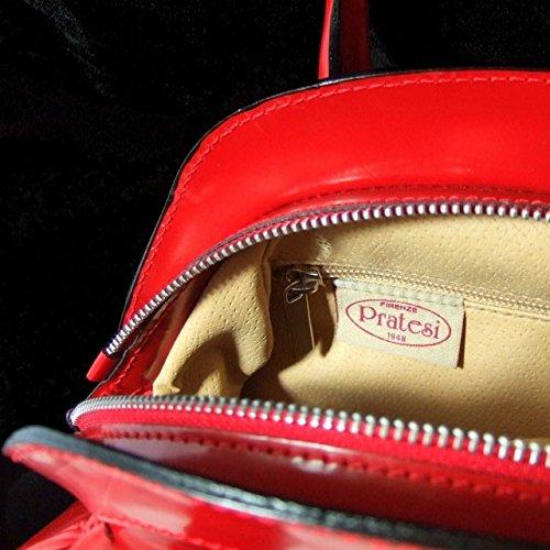 Pratesi Giotto borsa da donna - R321 Radica (Nero) Nero