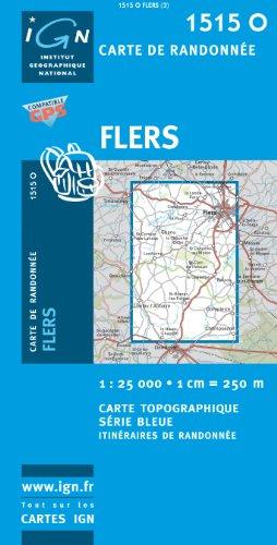 Carte de randonnée : Flers