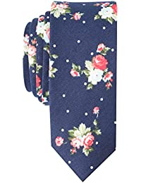 Original Penguin Men's TESSNA FLORAL Accessory, -navy, One Size