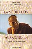 La méditation au quotidien