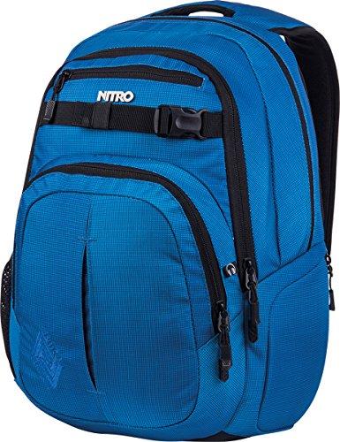 Nitro Rucksack Chase 35 L Blur-Brilliant Blue
