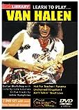 Learn to play Van Halen [2 DVDs]