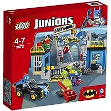 LEGO Juniors - Batman: ataque a la Batcueva (6061889)