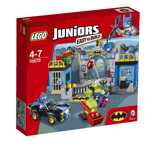 LEGO Juniors - Batman: ataque a la Batcueva (6061889)